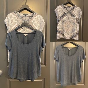 Banana Republic Tops Bundle Size M